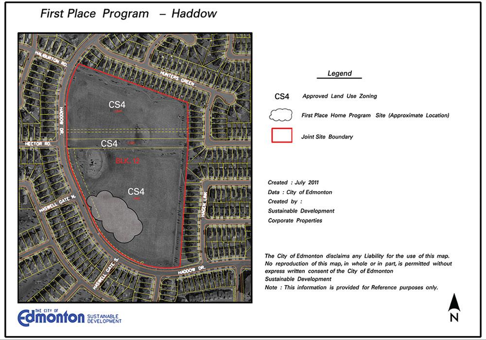 Haddow Park Surplus School Site
